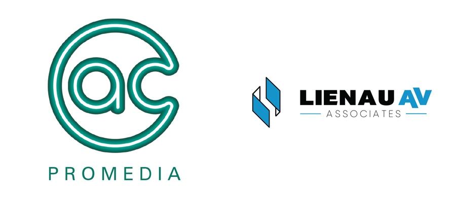 Lienau AV Associates Appointed Rep Firm for A.C. ProMedia