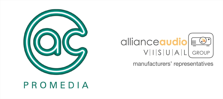 A.C. ProMedia Announces Alliance Audio Visual Group as Rep Firm