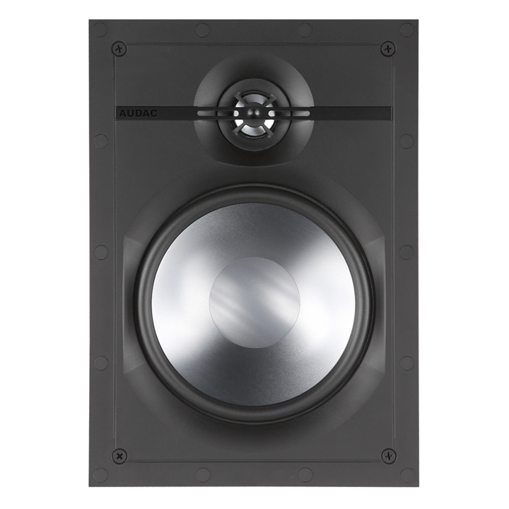 MERO6 High-end 2-way in-wall speaker 6""