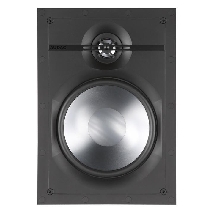 "MERO6 High-end 2-way in-wall speaker 6"""