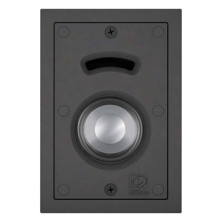 MERO2 High-end in-wall speaker 2""