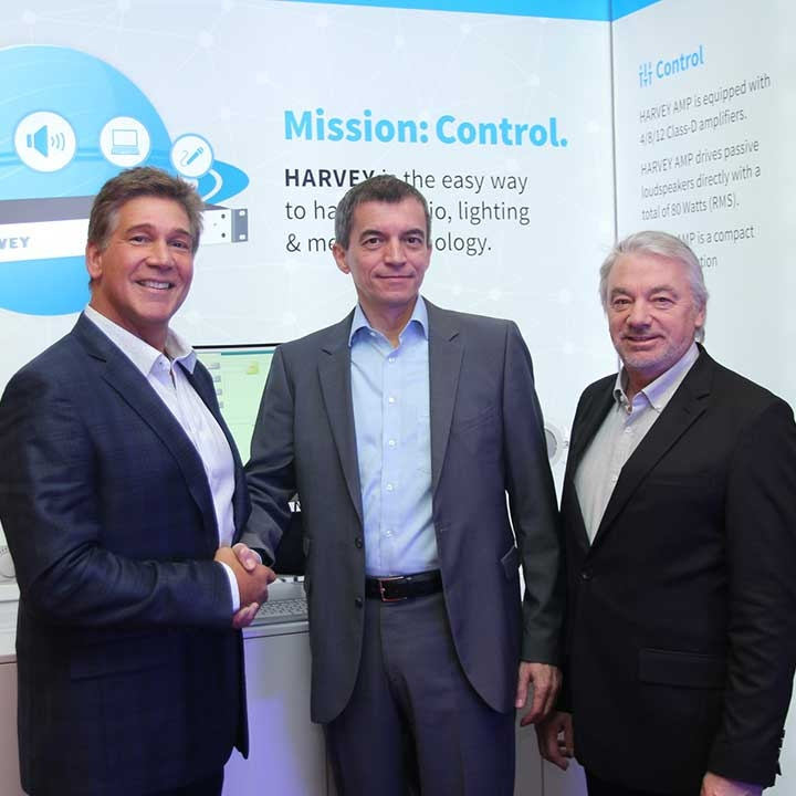 A.C. ProMedia Announces Exclusive Distribution Agreement of HARVEY Products in North-America