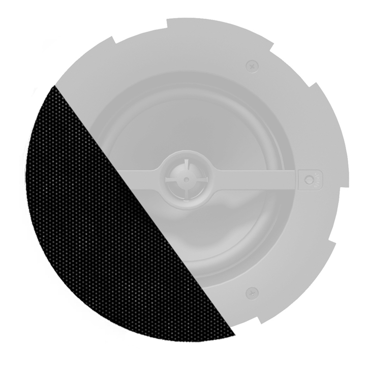 GLI06 Front grill for CALI6 series speakers with cloth & outdoor treatment