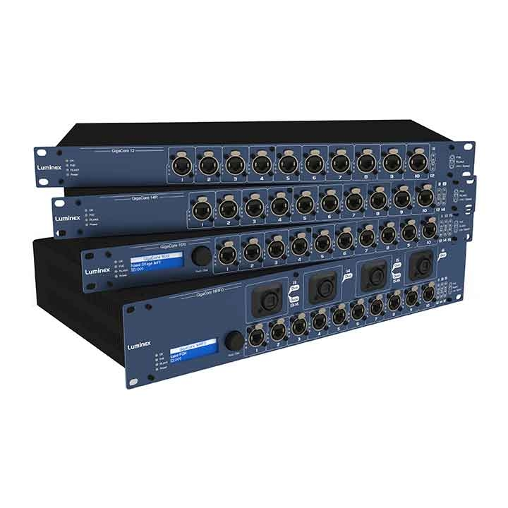GigaCore Ethernet Switches
