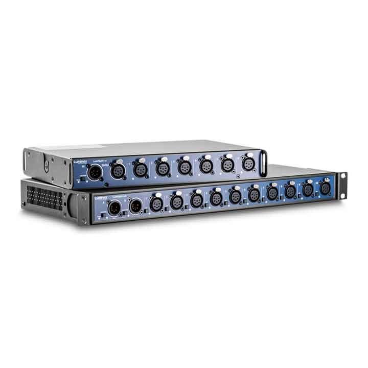 LumiSplit DMX/RDM Splitters