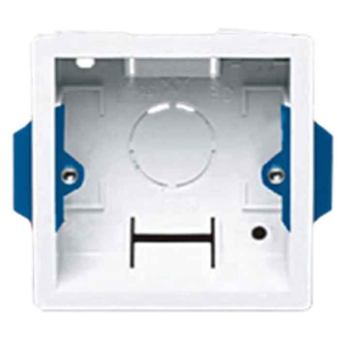 WB3102/FG Wall mounting box Flush mount - hollow wall