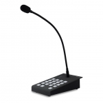 APM116 Digital paging microphone 16 zones