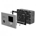 WB50/AF Adapter frame for WB50 to 3-gang US standard