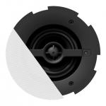 "CALI424 Safelatch™ 2-way 4"" ceiling speaker with Twist-Fix™ grill"