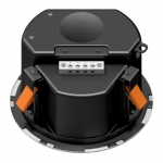 "CALI660 Safelatch™ 2-way 6.5"" ceiling speaker with Twist-Fix™ grill"