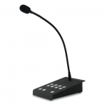 APM108 Digital paging microphone 8 zones