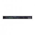 EPA104 Quad-channel Class-D amplifier 4 x 100W - crossover